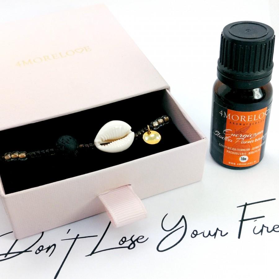 Biżuteria handmade do aromaterapii 4morelove - Don't Lose Your Fire