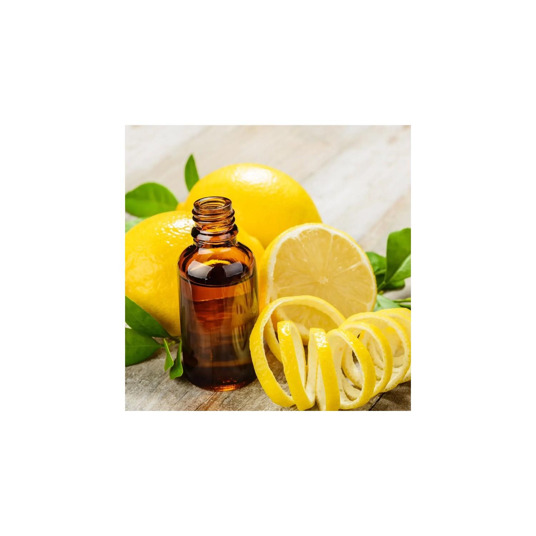 Olejek eteryczny cytrynowy 4morelove aromaterapia
