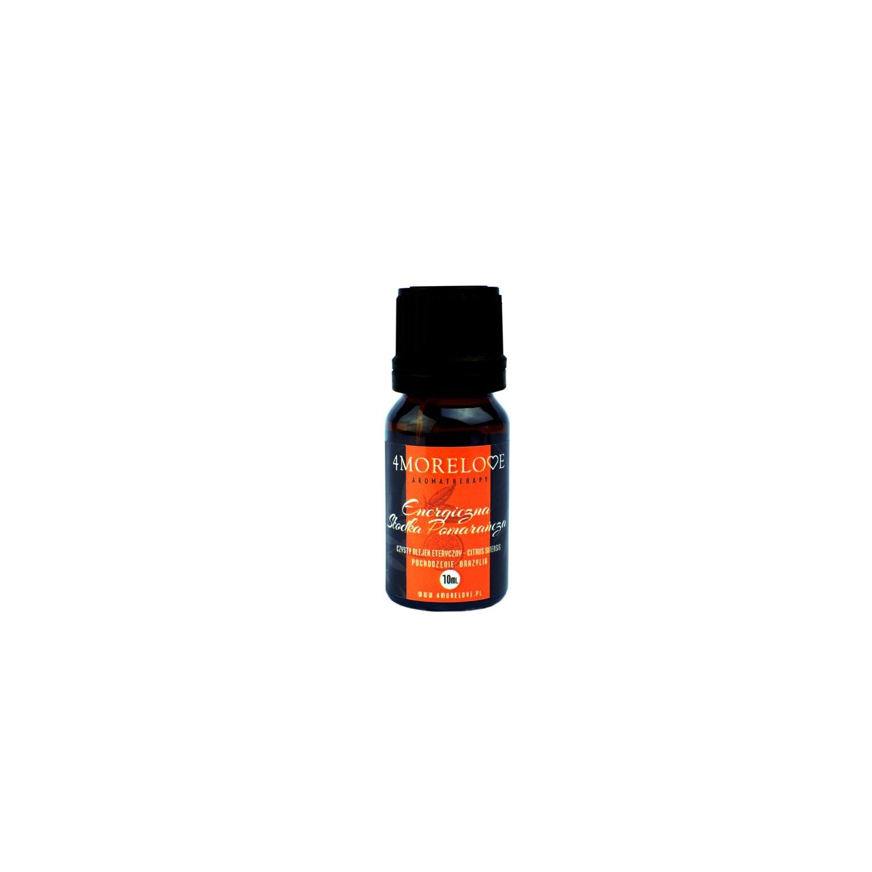 Naturalny olejek eteryczny Energiczna Słodka Pomarańcza 4morelove