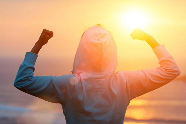 Pewność siebie motywacja aromaterapia